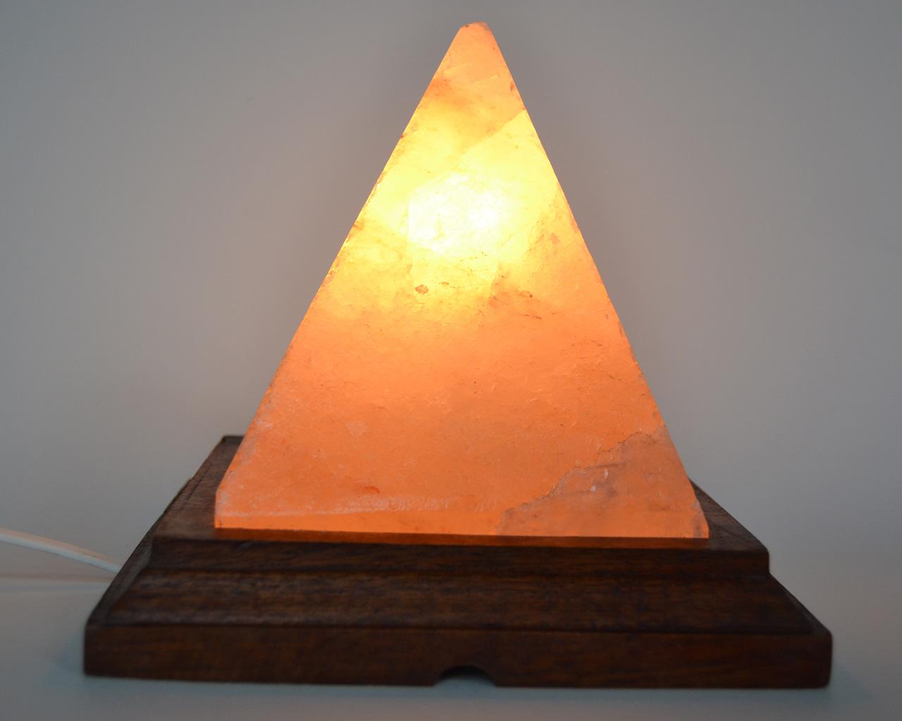 Himalaya Salzlampe Pyramide