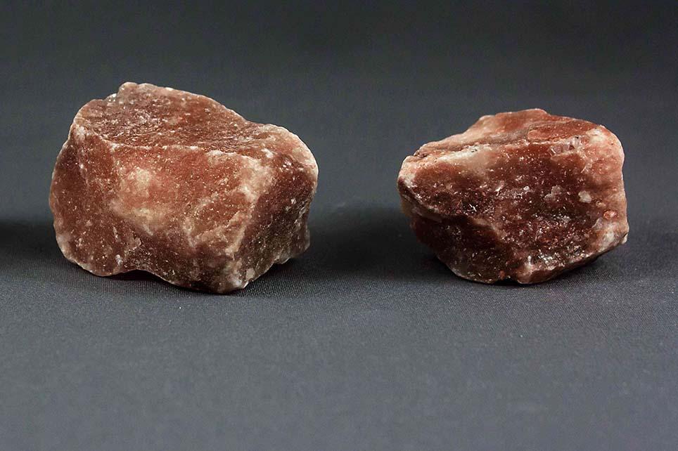 Himalaya Salzkristalle rot
