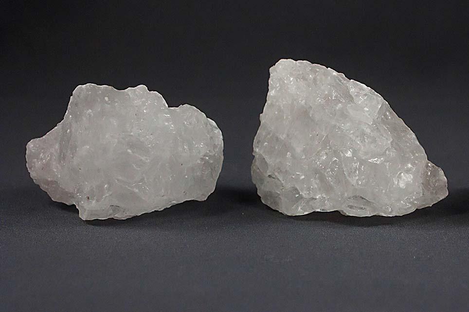 Himalaya Salzkristalle weiss