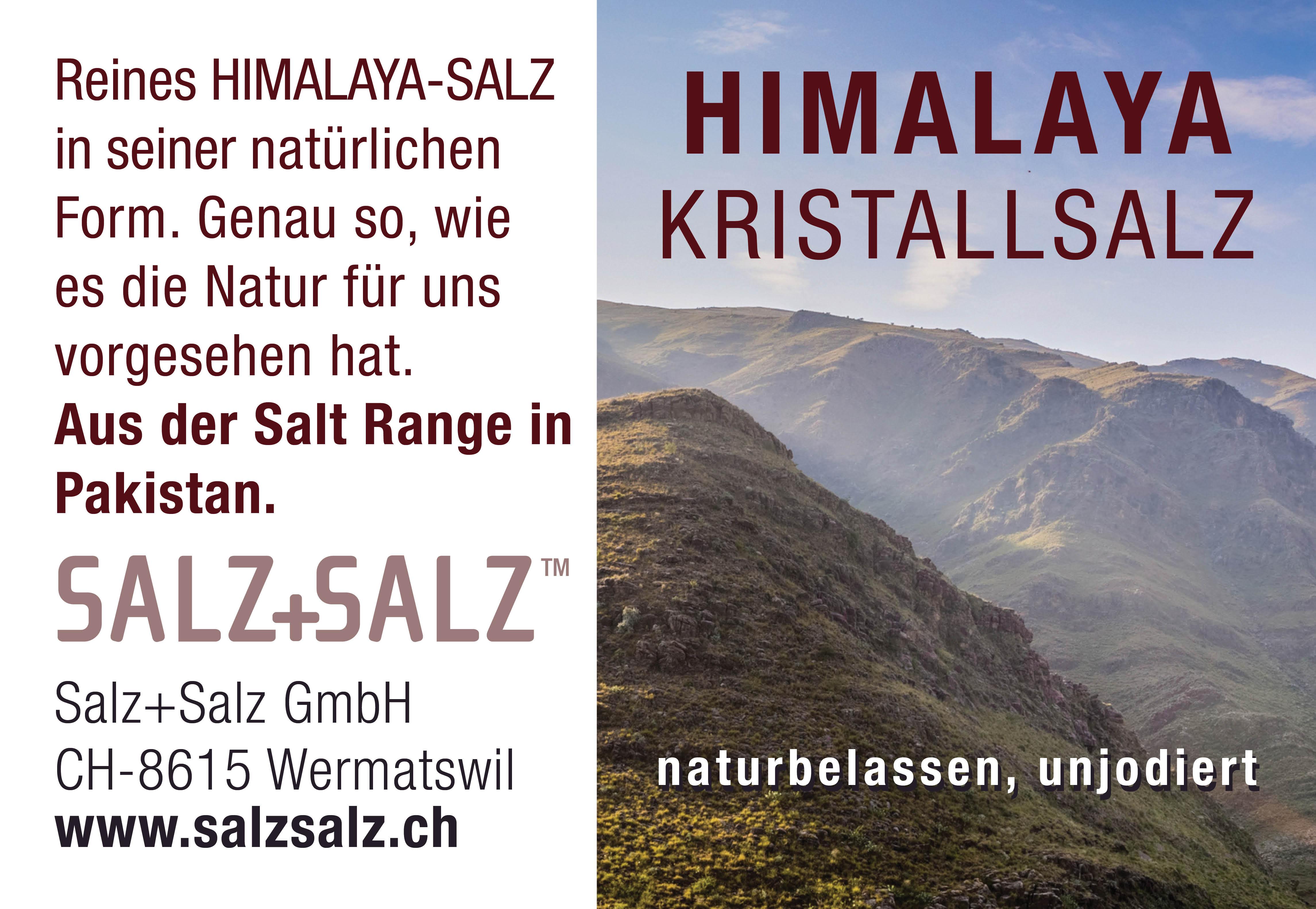 Etikette Himalaya Salzmühle